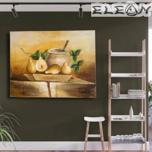 Маслена Картина за Стена, 45х35см, Натюрморт 26, Маслени бои, Ръчно рисувана, Лорета Арт
