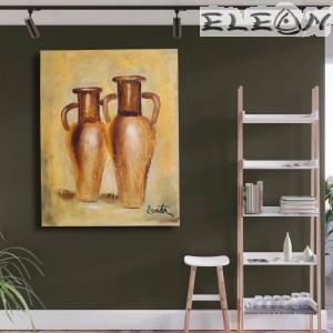 Картина Канава - Стомни 42, 45х35см, Маслени бои, Авторска, Лорета Арт