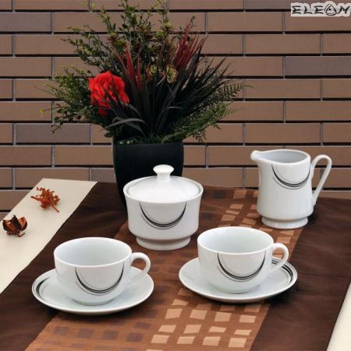 сервиз за Кафе 15 части - Crescent
