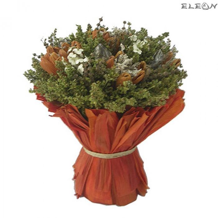 Аранжировка цветя DEL109 - 21см