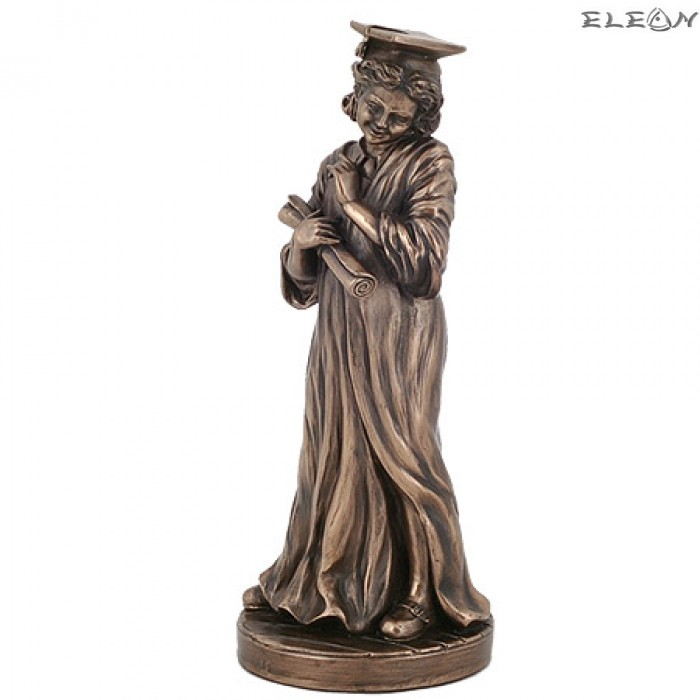 Статуетка Бакалавър момиче - Veronese GN07