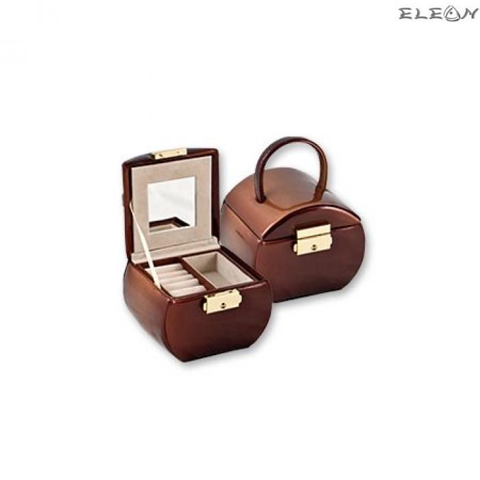 Кутия за бижута Brown JA1414
