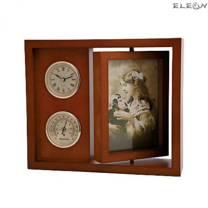 Часовник - Термометър и Рамка за снимка в едно - Vertini MAX14