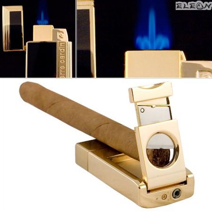 Запалка + резачка за пури Pierre Cardin MF21003