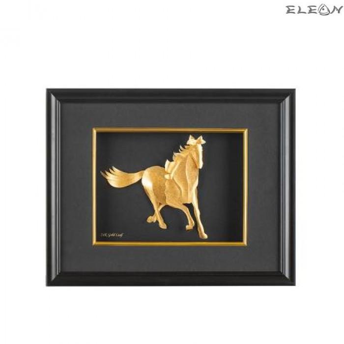 Златна картина КОН ORH19 - 24карата