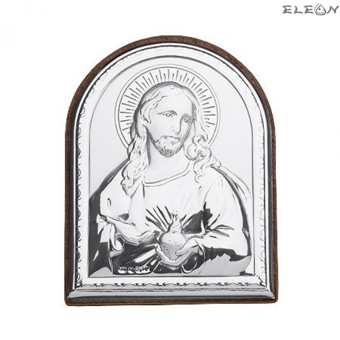 Сребърна Икона Исус Христос RG6478