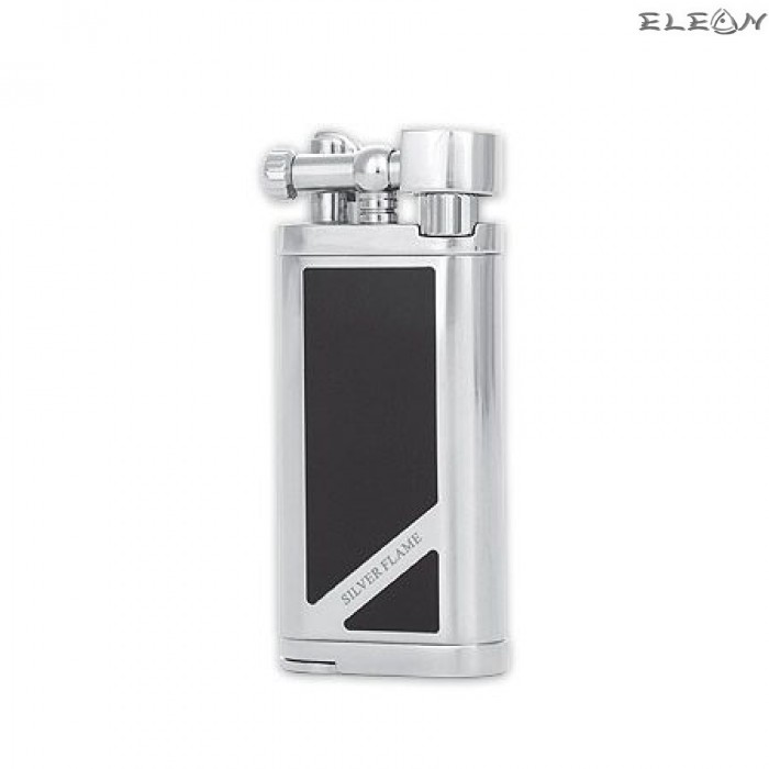 Запалка Siliver Flame с камъче SF201