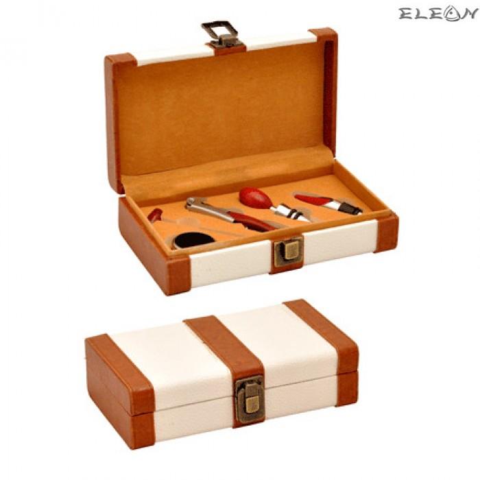 Двойна Кутия за вино с вградени аксесоари UC10