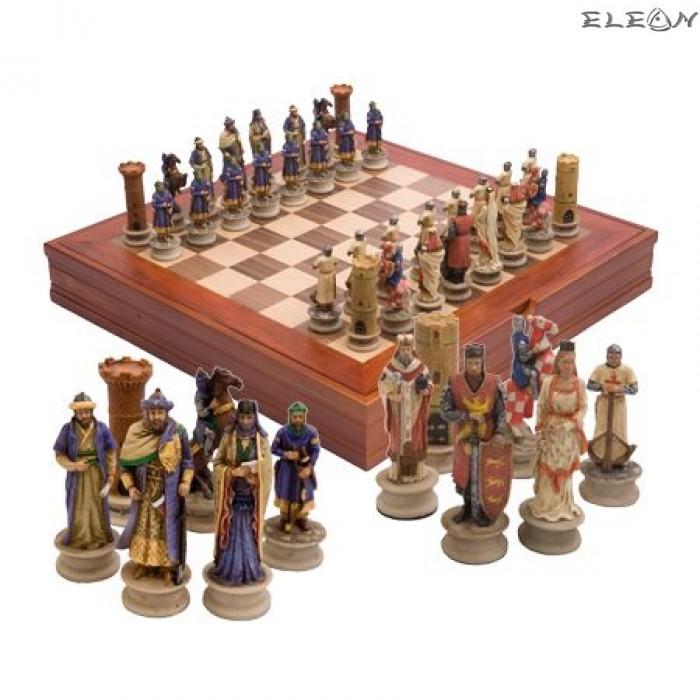 Настолна игра Шах кръстоносци Vertini - WU63