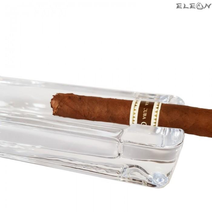 Кристален пепелник за пури