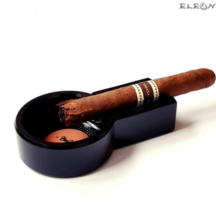 Пепелник за пури малък