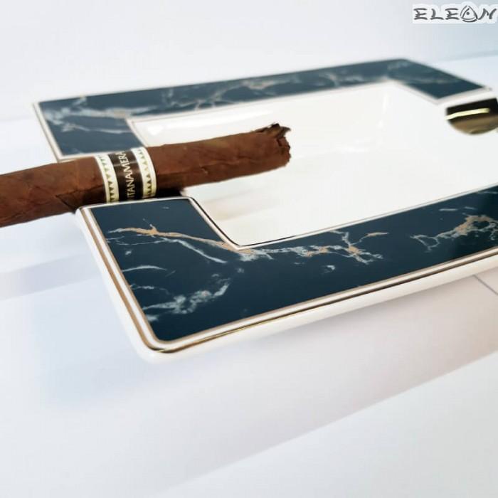 Изящен пепелник за пури