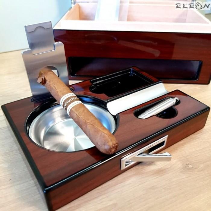 Хумидор сет лукс, премиум сет Кутия за пури