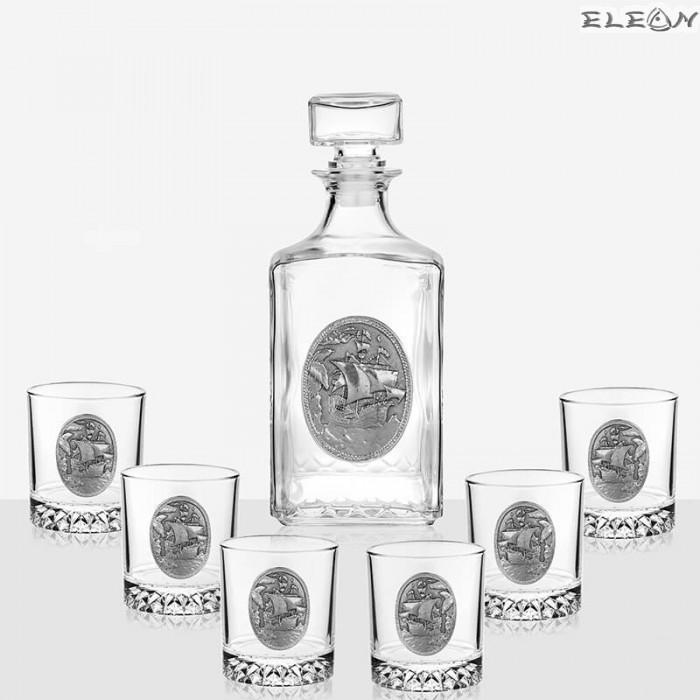Комплект уиски 7 части