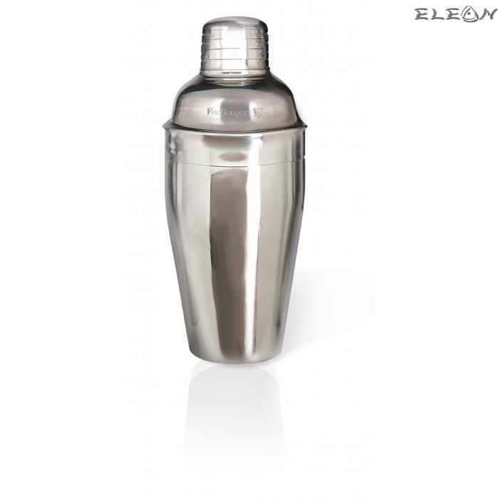Vin Bouquet - Стоманен шейкър за коктейли - 500 мл.