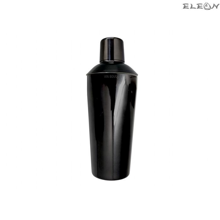 Шейкър за коктейли 700мл черен - Vin Bouquet