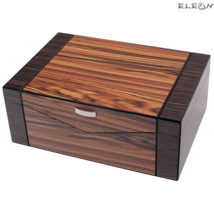 Кутия за пури лукс 009052 - ХУМИДОР 50 пури