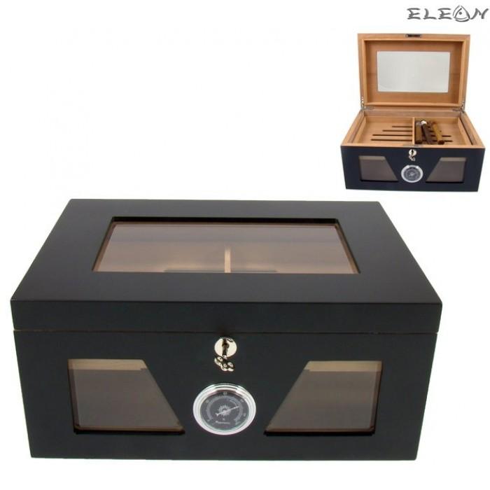 Кутия за пури лукс - ХУМИДОР 50 пури 009059