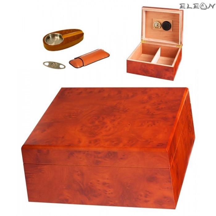 Кутия за пури ANGELO лукс - Хумидор сет 920590