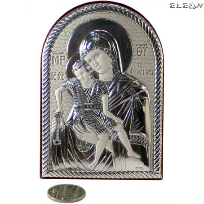 икона Дева Мария с младенеца - 0002