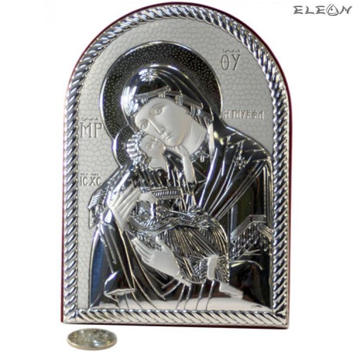 икона Дева Мария с младенеца - 0013