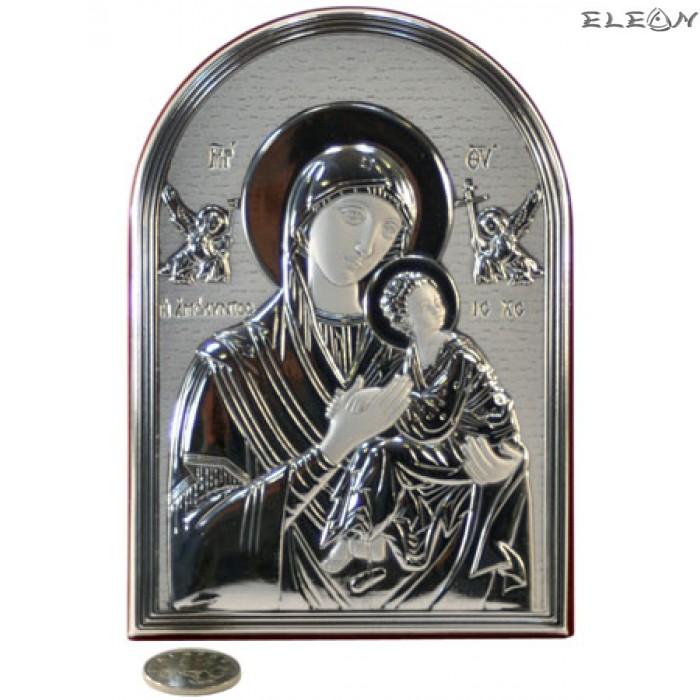 икона Дева Мария с младенеца - 0023