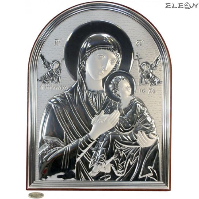 икона Дева Мария с младенеца - 0025