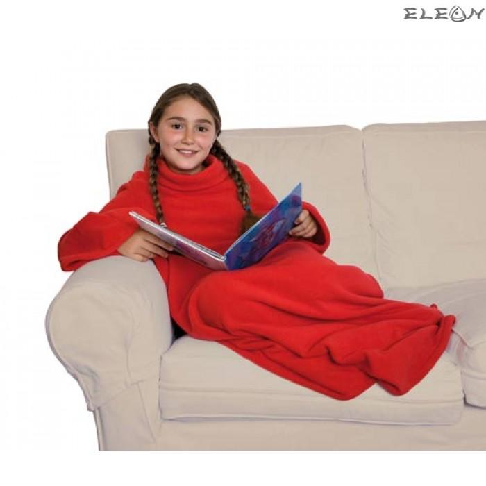 Одеяло с ръкави –  размер 110х140см