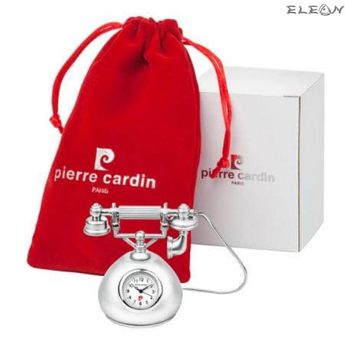 Часовник с форма ретро телефон - Pierre Cardin