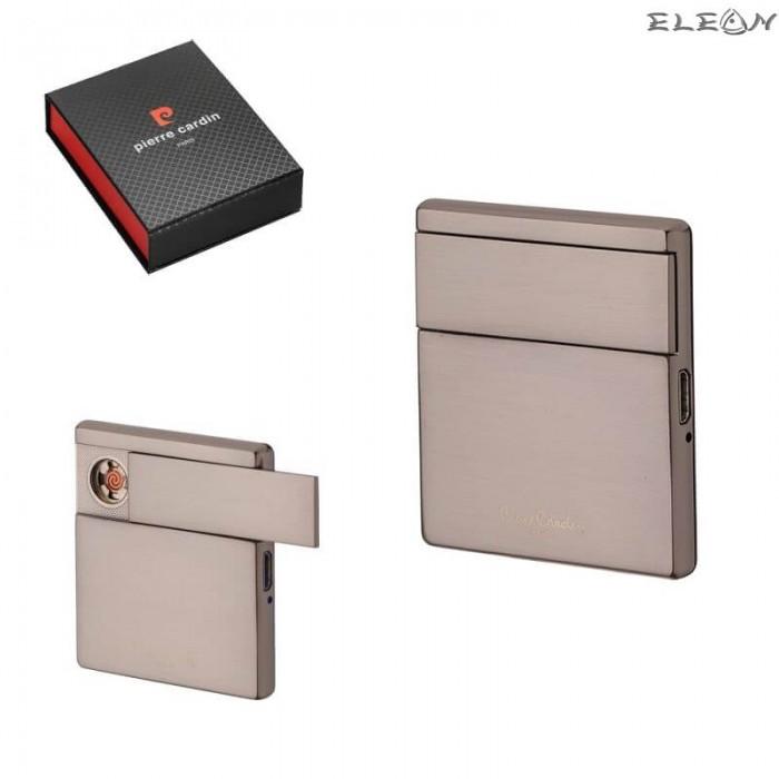 Електрическа запалка, USB зареждане, тъмно сива