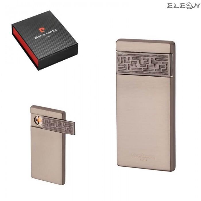 Електрическа Запалка с нагревател, USB зареждане, тъмно сива,
