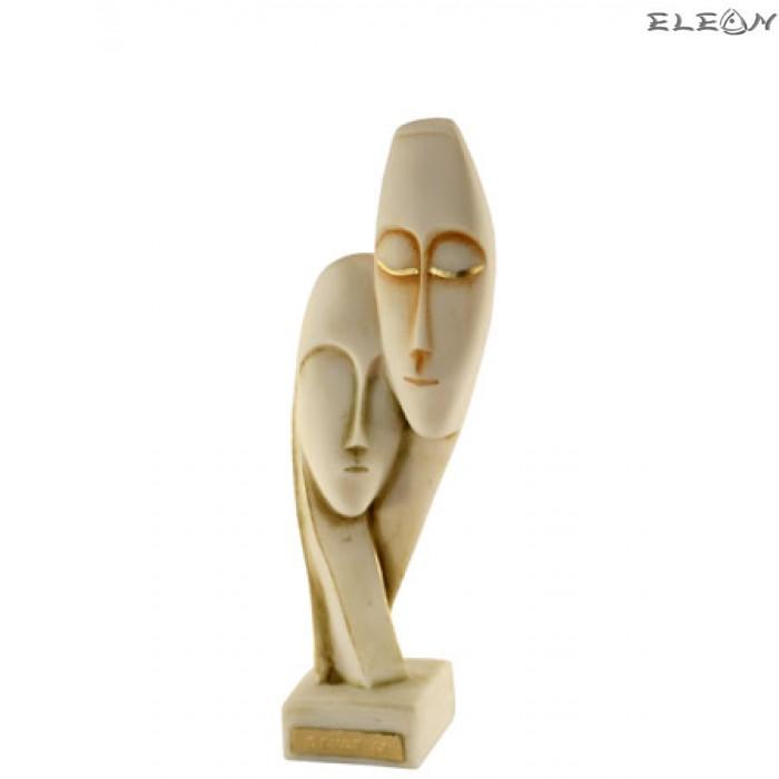 Статуетка от алабастър 0249 - DEVOTION