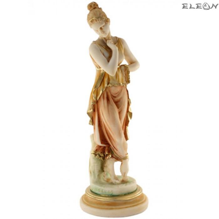 Статуетка от алабастър - богиня ФЛОРА