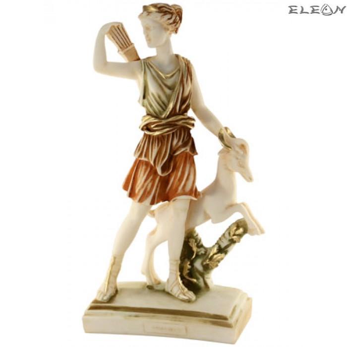 Статуетка от алабастър - богиня ДИАНА