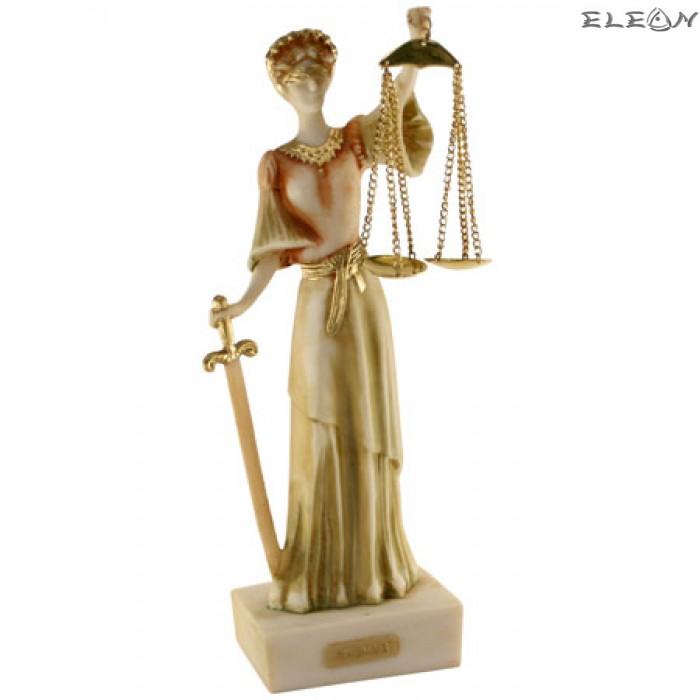 Статуетка на богиня ТЕМИДА AP0625