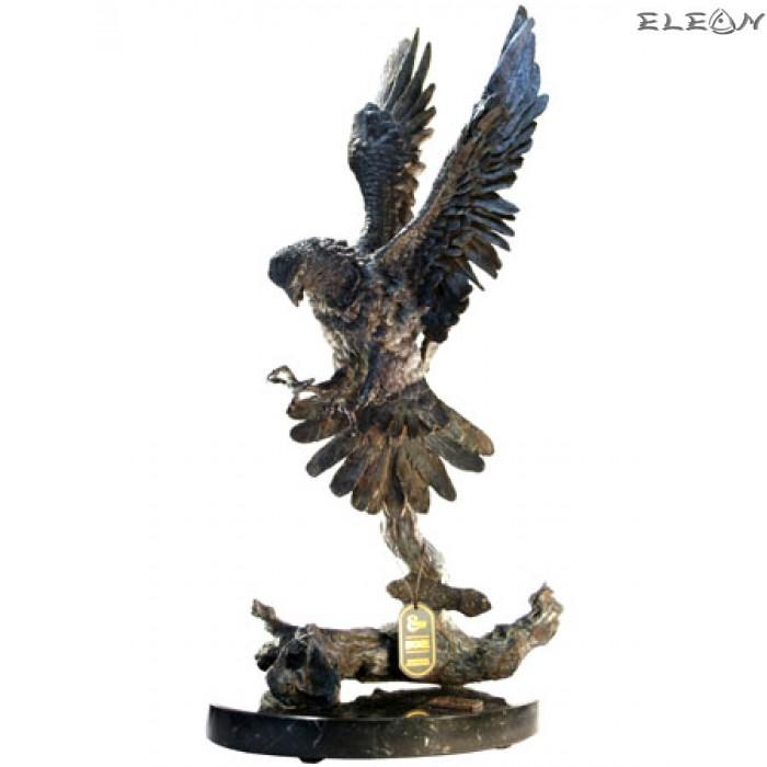 статуетка ОРЕЛ изработена от бронз - 371169