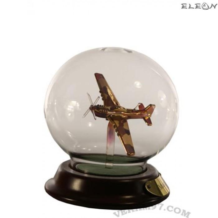 Самолетен макет MUSTANG 153  - 22к злато