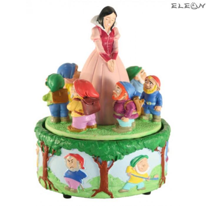 Музикална детска играчка - СНЕЖАНКА
