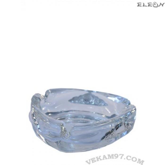 Пепелник със сребърни орнаменти - 8032