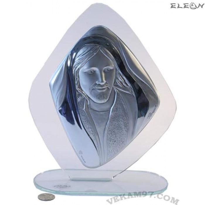 икона сребро Исус Христос - 8323