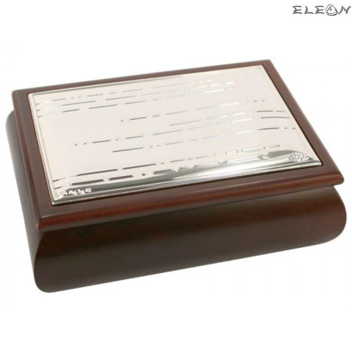 Кутия за бижута със сребро - 2332