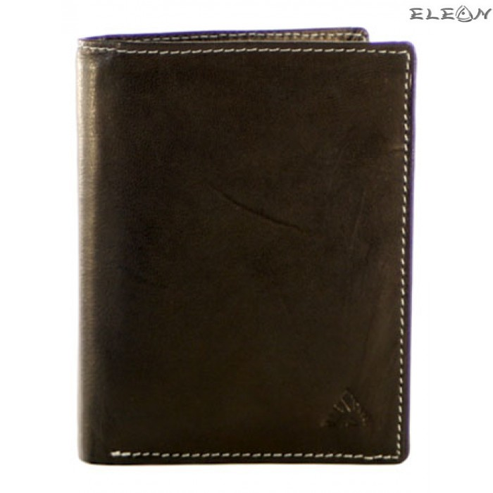 Портфейл унисекс от естествена кожа - 711001