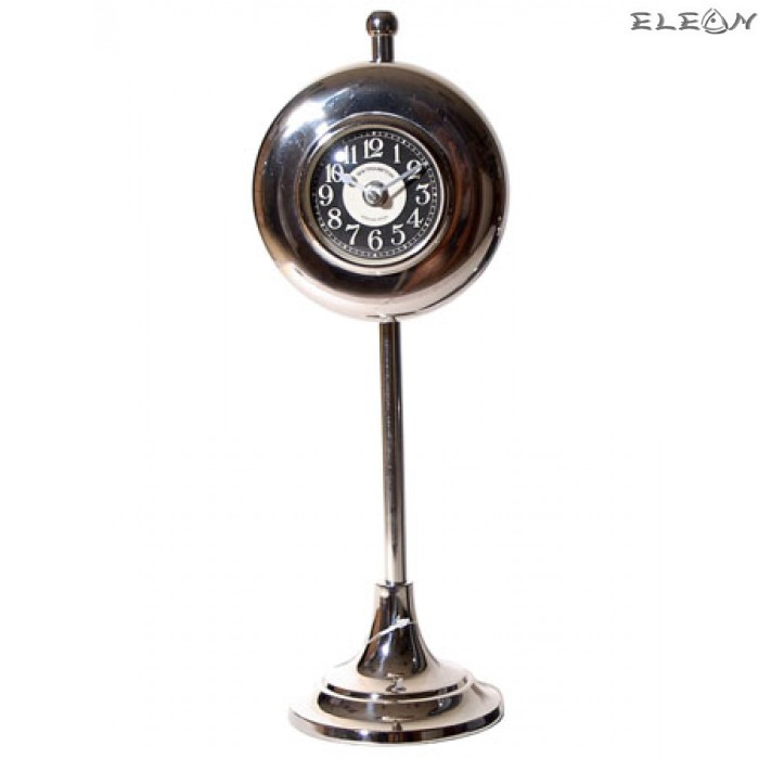 Настолен ретро часовник 9609 с кварцов механизъм