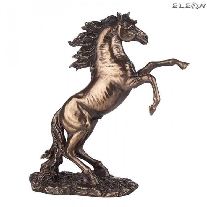 Статуетка Кон изправен 32см, изработена от полирезин