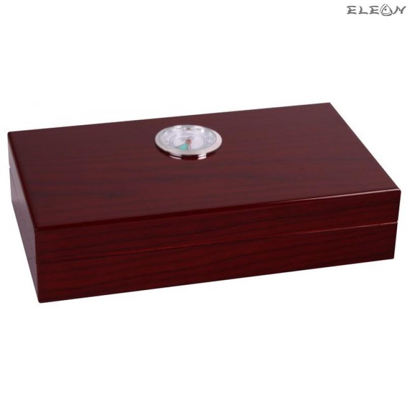 Пътническа Кутия за пури HADSON - Хумидор 009425