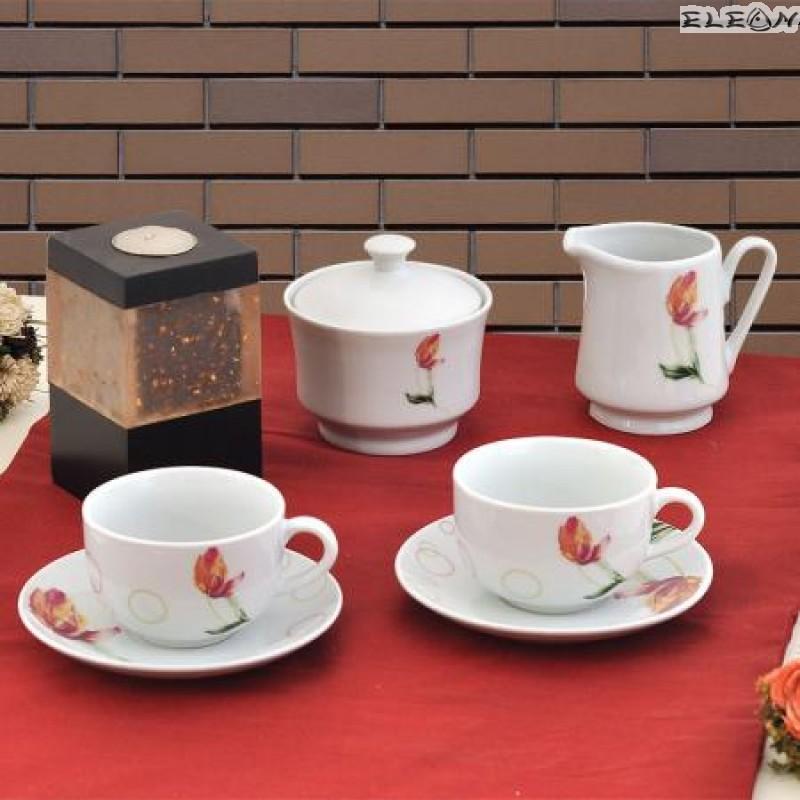 сервиз за Кафе 15 части - Tulip