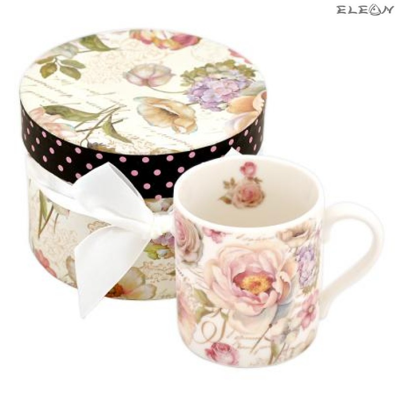 Чаша за Кафе и Чай - Рози 01 MUG