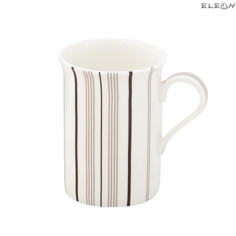 Чаша фин порцелан Lancaster - MUG райе 972201D