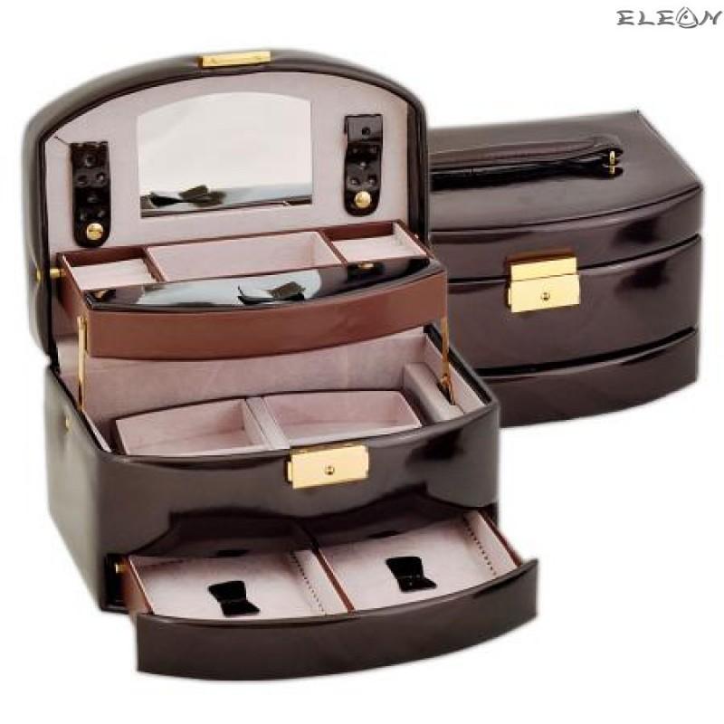 Кутия за бижута Brown JA1416