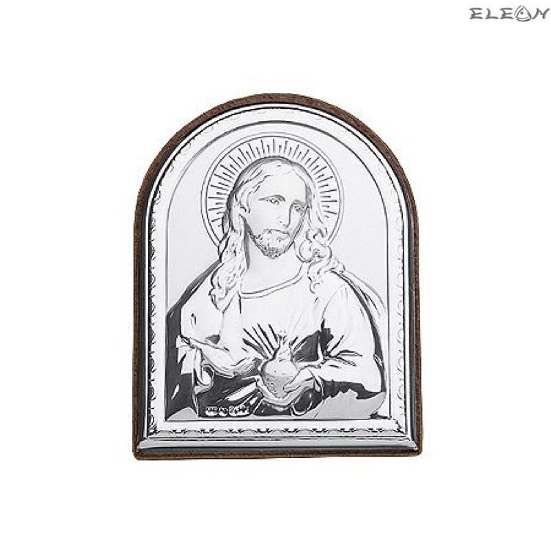 Сребърна Икона Исус Христос RG6471